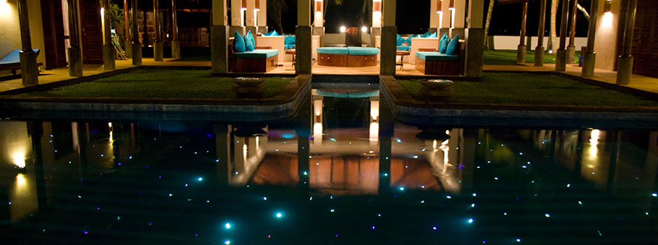 Visual Aquatics-the best in pool and spa lighting